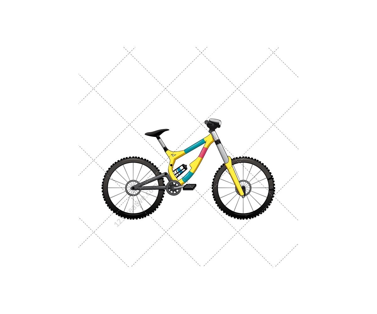 Royalty Free Sport Vectors Bike Vector Bicycle
