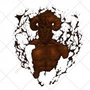 Dark vector pack, devil, demon, creature, character