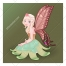 Fairy vector, dream vector, fairy tale, character vector