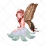 Fairy vectors, girl vector, fantasy vector