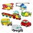 Vehicle vector, vehicle vectors, color, cartoon