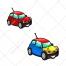 Car vector, car vectors, cute, cartoon, illustration, cars