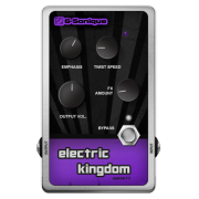 Electric Kingdom Guitar VST stompbox / Guitar pedal