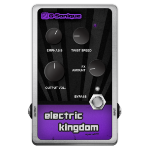 Electric Kingdom - guitar stompbox VST plugin
