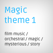 Magic theme royalty free background music