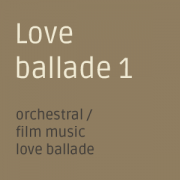 Love ballade royalty free background music