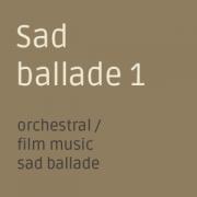 Sad ballade emotional background music