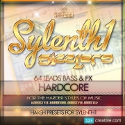 Sylenth1 Sizzlers - Sylenth presets for Hard Techno, Electro, Hardstyle, Dubstyle, Hard Trance, Hardcore