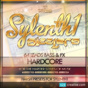 Sylenth1 Sizzlers - Sylenth presets