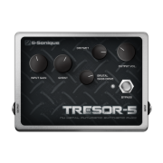 Tresor 5 - nu metal synthetic fuzz / VST guitar stompbox