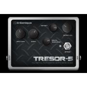 Tresor 5 - nu metal synthetic fuzz / VST guitar stompbox