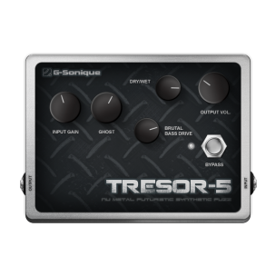 tresor5 nu metal synthetic guitar fuzz stompbox vst plug in. Black Bedroom Furniture Sets. Home Design Ideas