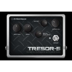 Tresor 5 - guitar effect VST plugin