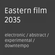 electronic background music, experimental, eastern film 2035