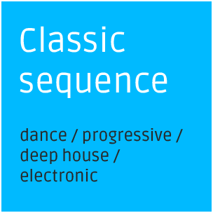 Classic sequence royalty free background music dance for Progressive house classics