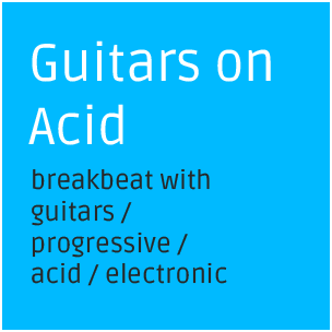 Royalty free background music guitars on acid for Acid techno music