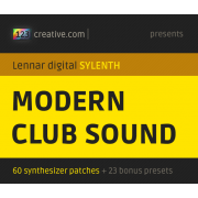 Sylenth presets - Modern club sound - trance, dance, dubstep, electro