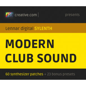Sylenth1 - Modern club sound