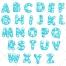 Font vector pack, bubble letters, alphabet vector, abc vector