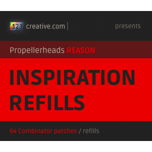 The INSPIRATIONS ReFill - Combinator patches