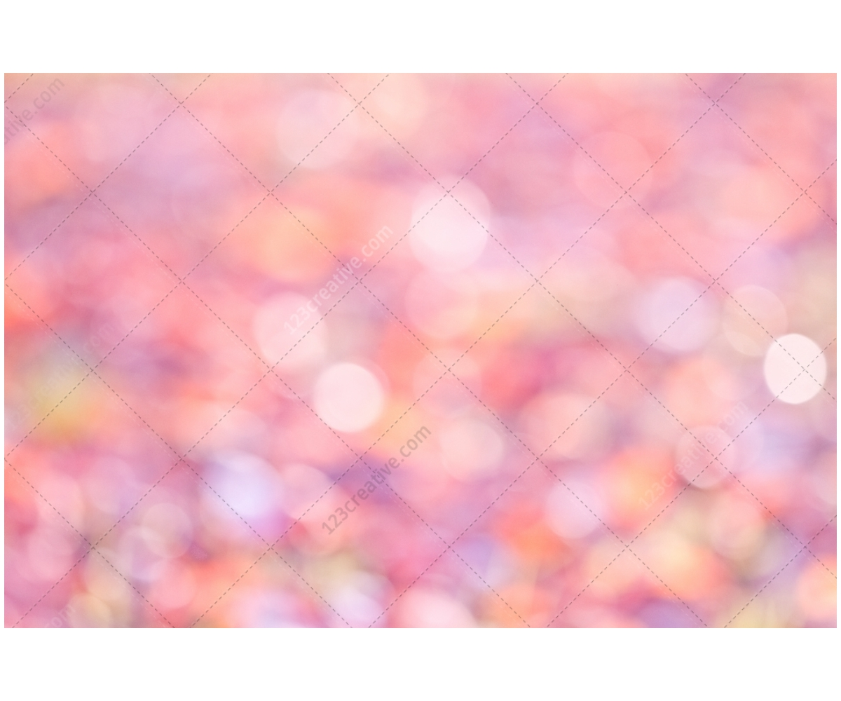 Color Bokeh Textures Pack Happy Background Blurred