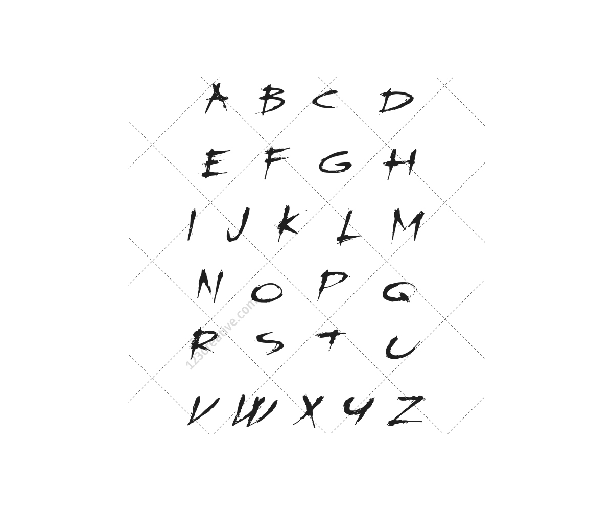Free Professional Fonts For Letters