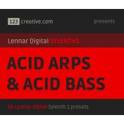 Sylenth 1 - Acid Arps & Acid bass presets