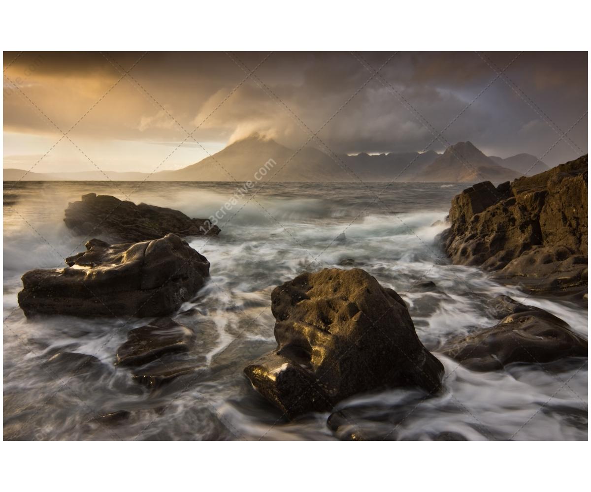 landscape photography set