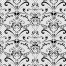 Classic baroque pattern, backgrounds for web design, tileable background, girl, vintage patterns photoshop, web background
