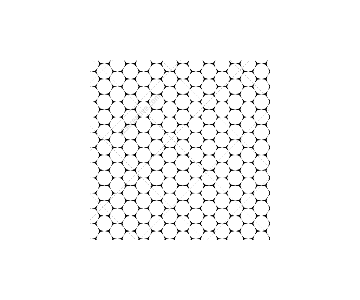Hexagon matrix futuristic tech line dot grid for Pattern overlay