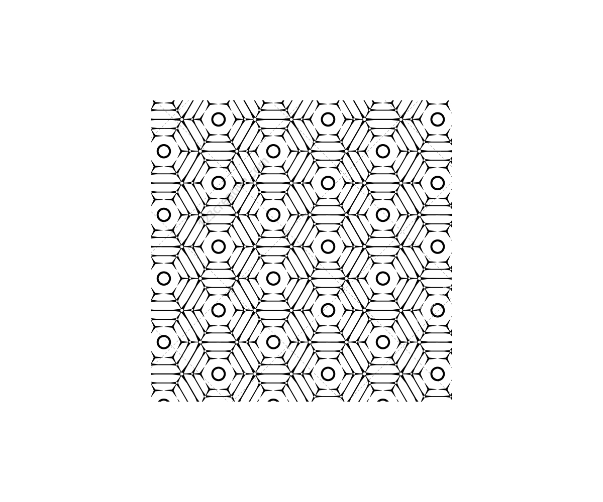 hexagon  matrix  futuristic  tech  line  dot  grid