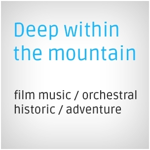 Deep within the moutain