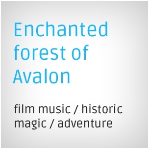 Enchanted forest of Avalon