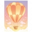 hot air balloon vector, air balloon vector, balloon vector, balloon illustration, color balloon vector, cartoon balloon vector,