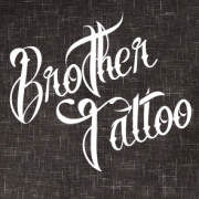 tattoo font, font for t shirt,  gothic font, ornamental font, swashes, handwriting font, buy font, commercial font
