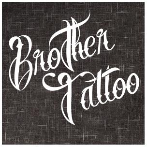 Brother Tattoo - font
