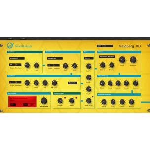 Kastelheimer Veldberg XD synthesizer