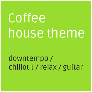 Coffee house theme