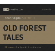 Old forest tales - Sylenth1 presets with positive vibes