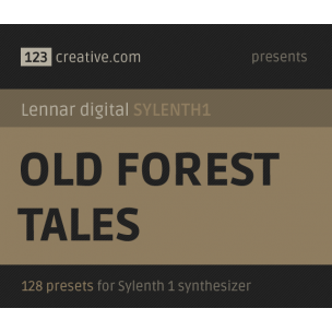 Old forest tales - Sylenth1 presets