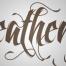 ornamental, modern font, tatto font, handwriting font, boldface,