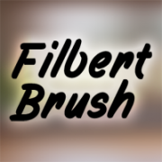 brush font, art brush font, flat brush font, paint brush font, stroke font, artbrush font, slanted font, buy font