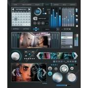 Retina ready web interface set, web ui kit buy, psd web ui, psd user interface