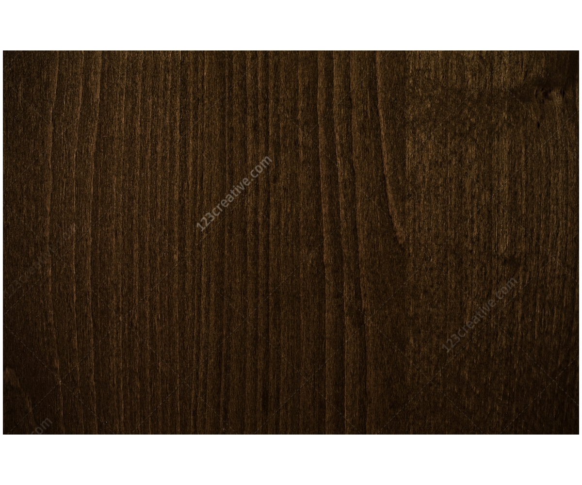 Dark Wood Texture Background Black