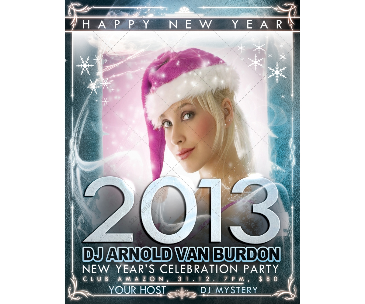 happy new year flyer psd christmas party xmas party flyer buy