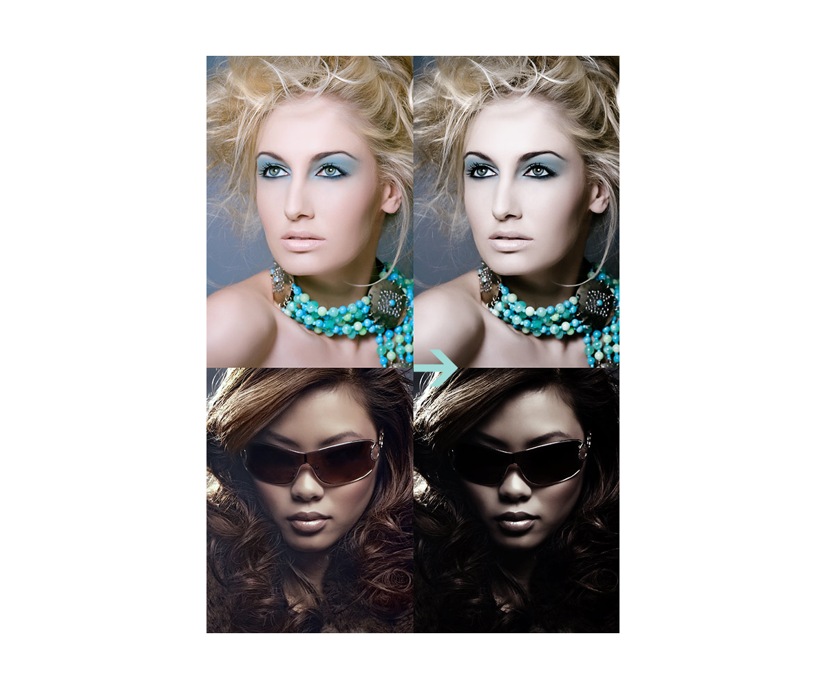 Buy Photoshop Action Magazine Look Photoshop Action Portrait Tools For Photographer Action