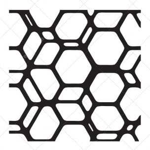 Techno patterns vector pack
