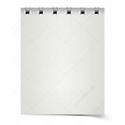 spiral notebook psd, notebook paper psd, journal psd, sheet psd, curled paper psd, web element, notebook paper template, psd buy