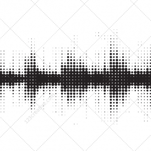 Abstract music vector pack