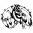 dragon vector art, scary dragon vector
